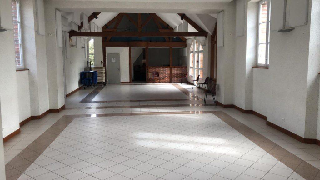 Notre Salle des fêtes